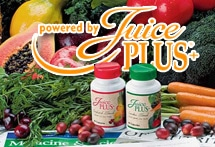 Juice Plus+ contains juice powders from 17 fruits, vegetables and grains providing greater variety of naturally occurring vitamins, antioxidants, and other phytonutrients.