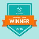 Dr. Gard Awarded 2016 Patients' Choice Award